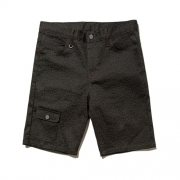 [에잇볼륨]EV Dark Leopard Halfpants
