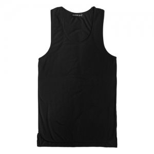 15SS SLEEVELESS BASIC BLACK