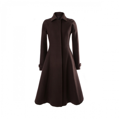 [BEONGLEE] WOOL RAGLAN LONG COAT_BLF15-7008