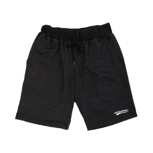 [에잇볼륨]EV Denimstyle Halfpants (Black)