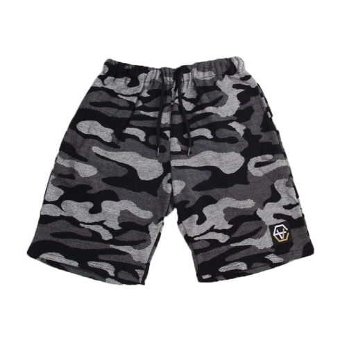[에잇볼륨]EV Dark Camo Halfpants