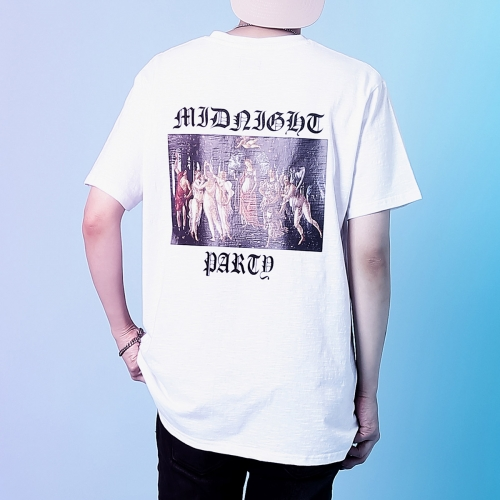 [테뉴] MASTERPIECE T-SHIRTS (WHITE)