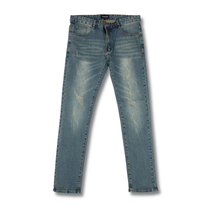 [SEVENTEENTH] WASHING DENIM JEAN #001