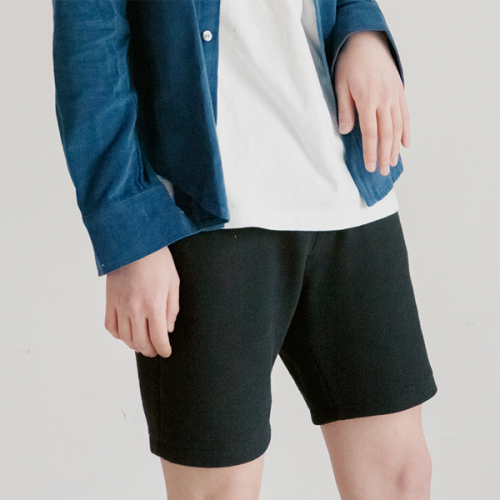 [블레어바이스퀘어] [blair by square] Cotton Shorts (2 Color)