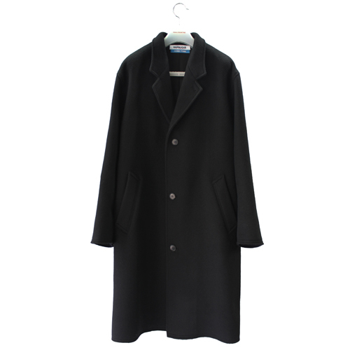 [칼이석태] [HAPBUQUE] 16 F/W  BASIC WOOL SINGLE COAT