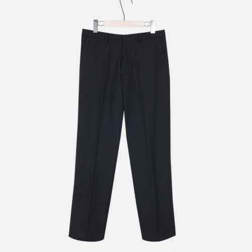 [모노소윙] Solid Wide Trouser (Black)