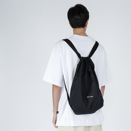 [로우투로우] [raw to raw] coated poly monk sac