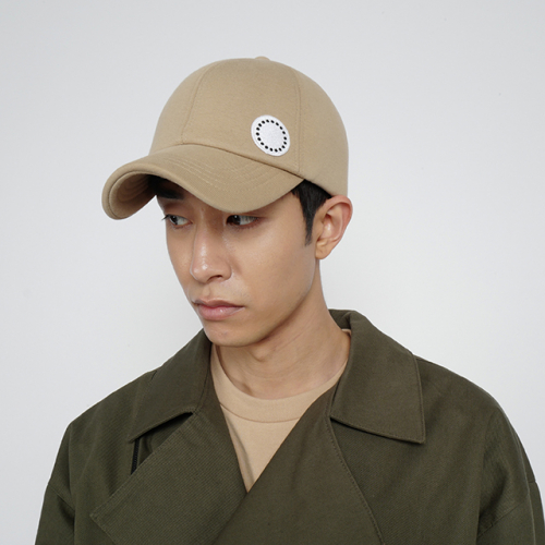 [로우투로우] [raw to raw] bonded jersey side wappen ball cap