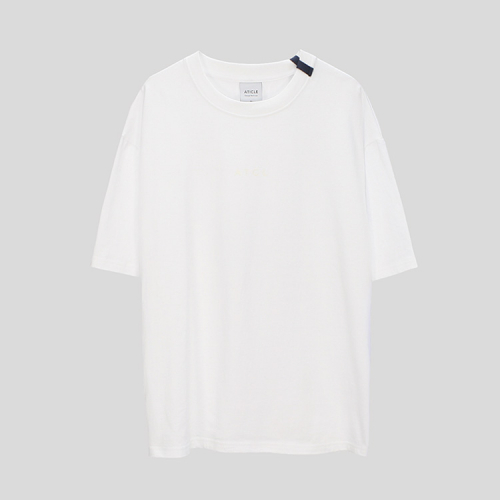 [애티클][ATICLE] Ribbon point T-shirt_WT