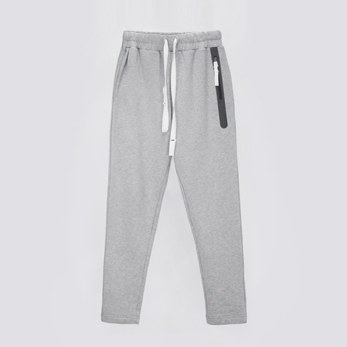 [애티클][ATICLE] Welding Zip Baggy Fit Sweatpants_MG