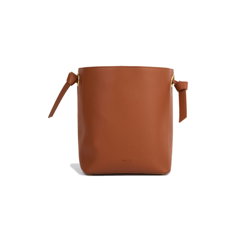 [HA.TISS] SAINT BROWN SHOULDER BAG