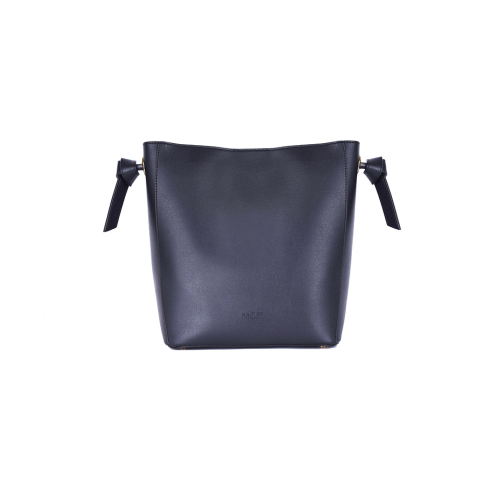 [HA.TISS] SAINT BLACK SHOULDER BAG