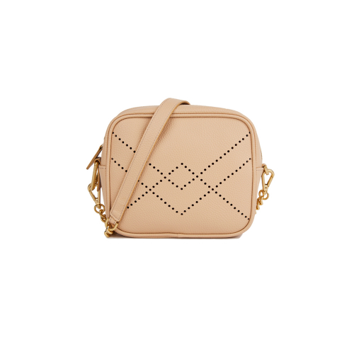 [HA.TISS] ELLIS BECCA BEIGE MINI BAG
