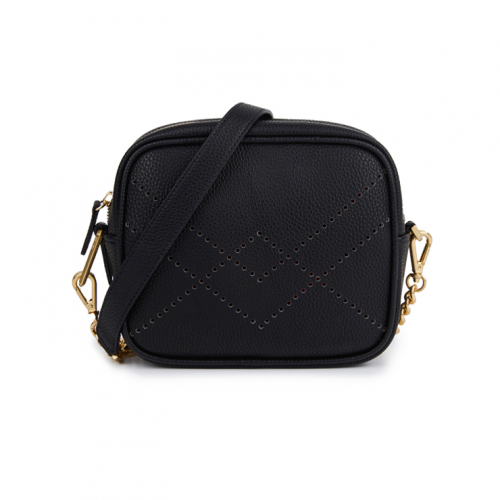 [HA.TISS] ELLIS BECCA BLACK MINI BAG