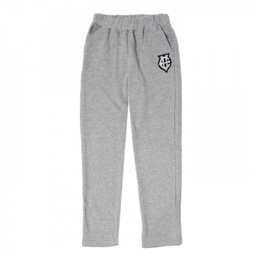 [에잇볼륨]EV Emblem Sweat Pants(Gray)