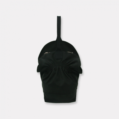 [알로곤] Small Dimsum Eco Bag (black)