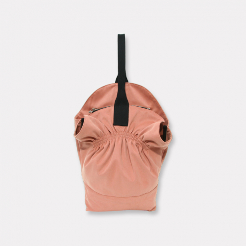 [알로곤] Small Dimsum Eco Bag (pink)