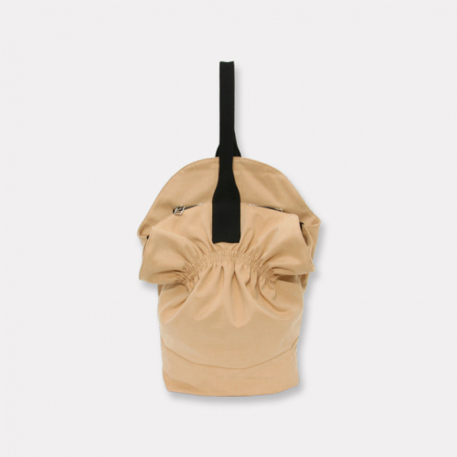 [알로곤] Small Dimsum Eco Bag (beige)