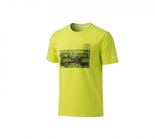 MIZUNO PGD01 GRAPHIC SHORT SLEEVE 32YA819637