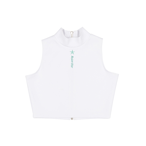 [네스티해빗] 18SS_SUPERSTAR WHITE TOP