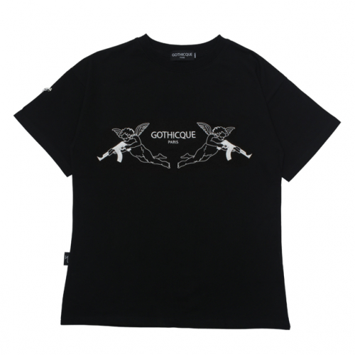 [고디크] ANGEL PRINTED T-SHIRT [G8SA19U89]