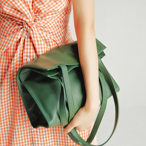 [조니조니] Easy Bag_Dark Green