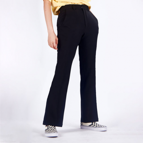 [와이투케이] Y2K semi wide slacks