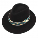 유니버셜케미스트리Cool Line Short Wool Fedora