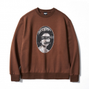 [브라바도] SP SAVE THE QUEENS SWEATSHIRT BR (BRENT1798)