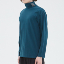 [filobisknot] logo turtleneck _ DARK GREEN