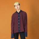[라잇루트]CUTTING SLEEVE SHIRTS [이슬]