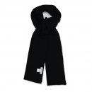 [아르테노] Wide Solid Muffler - Black
