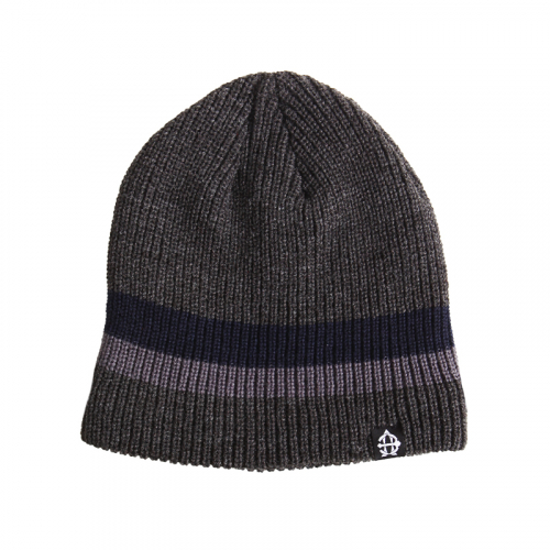 [에잇볼륨] EV Plain Short Beanie (Gray)