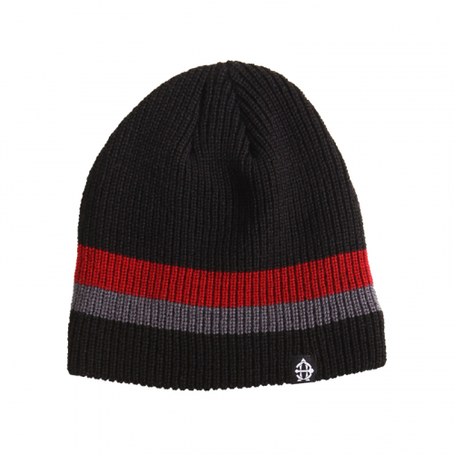 [에잇볼륨] EV Plain Short Beanie (Black)