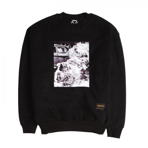 [에잇볼륨] EV Narvana Napping Crewneck