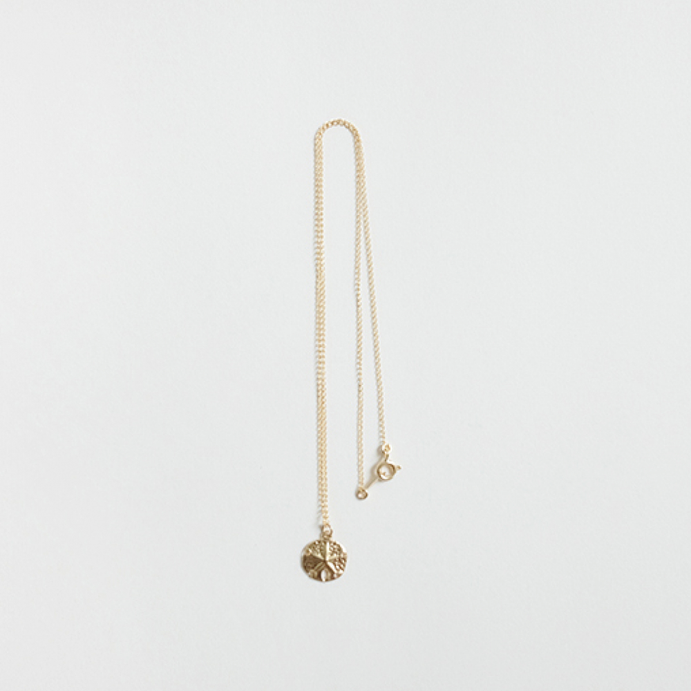 [비베] Starfish Necklace - L size
