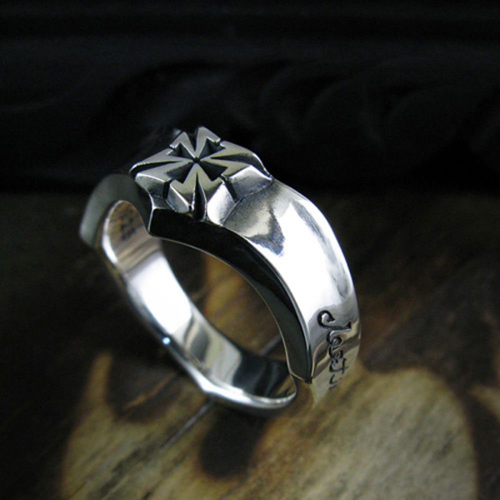 [스털링워스] Destiny Ringlet silver ring