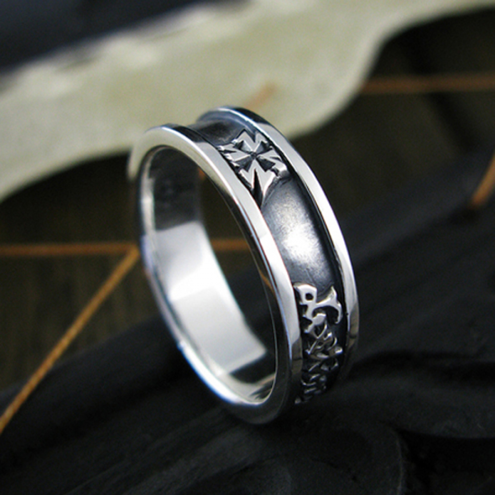 [스털링워스] Destiny-L1 silver ring