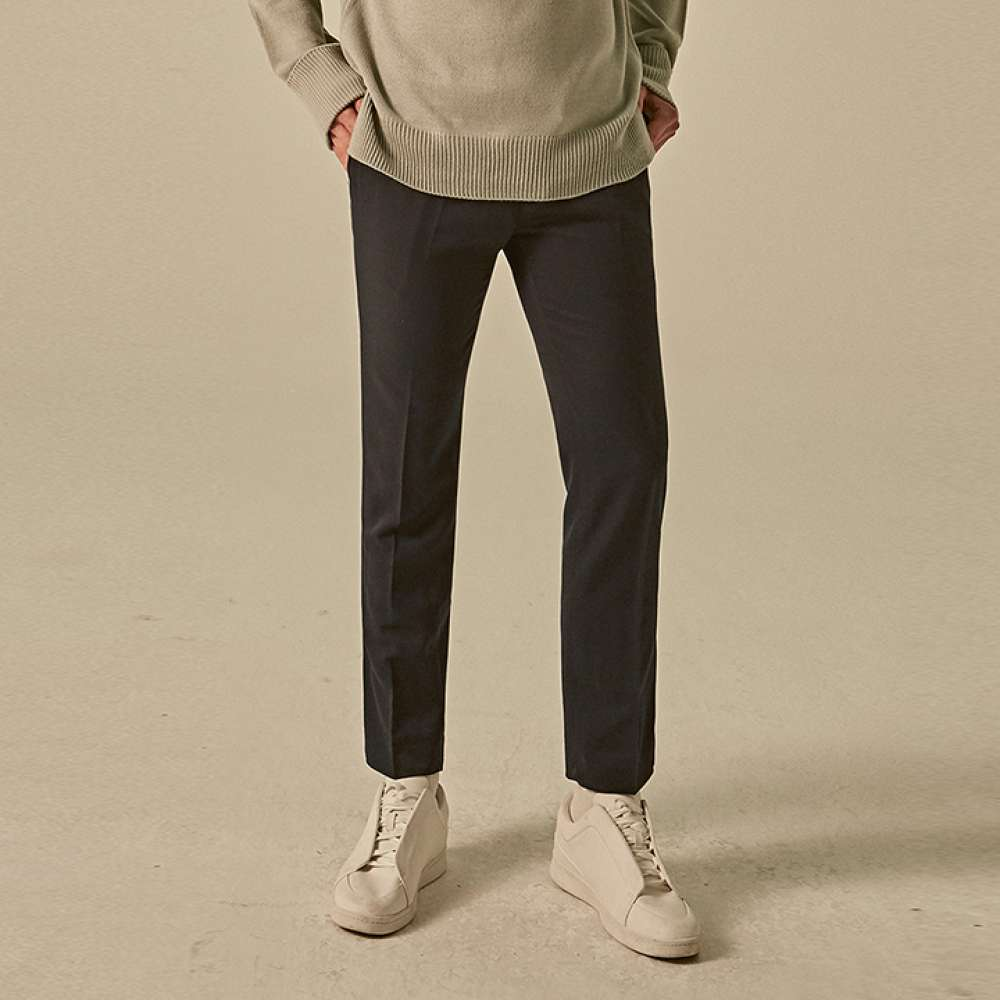 [딘스] SEMI FORMAL SLACKS_NAVY