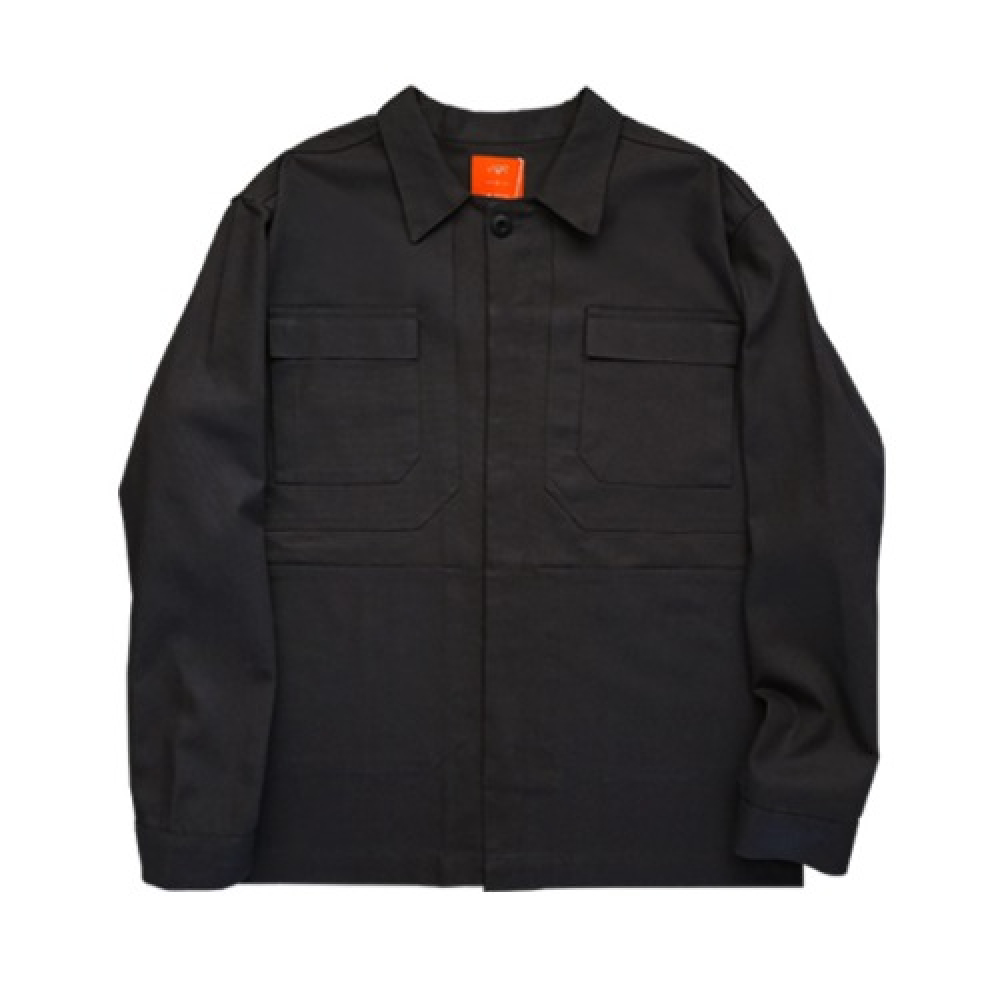[라잇루트] GRAY MULTI POCKET SHIRTS JACKET [조익수]