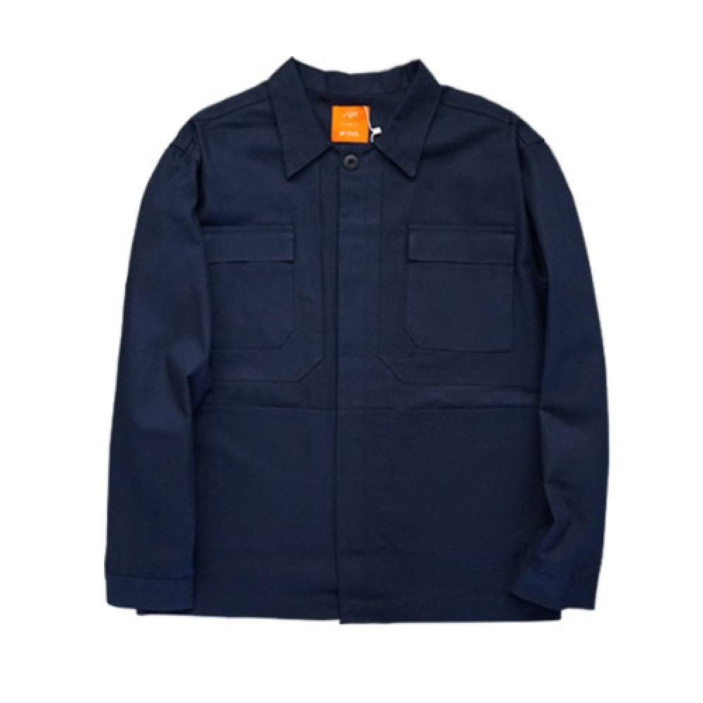 [라잇루트] NAVY MULTI POCKET SHIRTS JACKET [조익수]