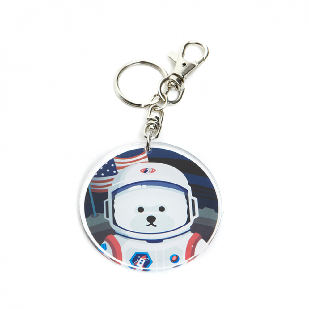 [비욘드클로젯] APOLLO DOG KEY-RING