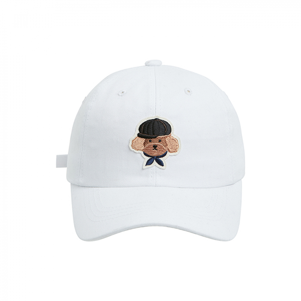 [비욘드클로젯] ILP SIGNATURE LOGO BALL-CAP 2019VER WHITE
