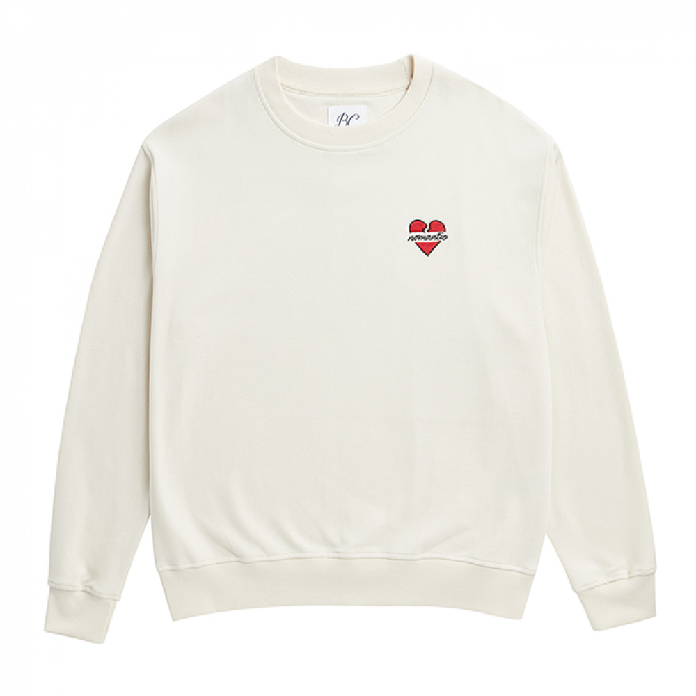 NOMANTIC BASIC LOGO T-S IVORY 2019VER