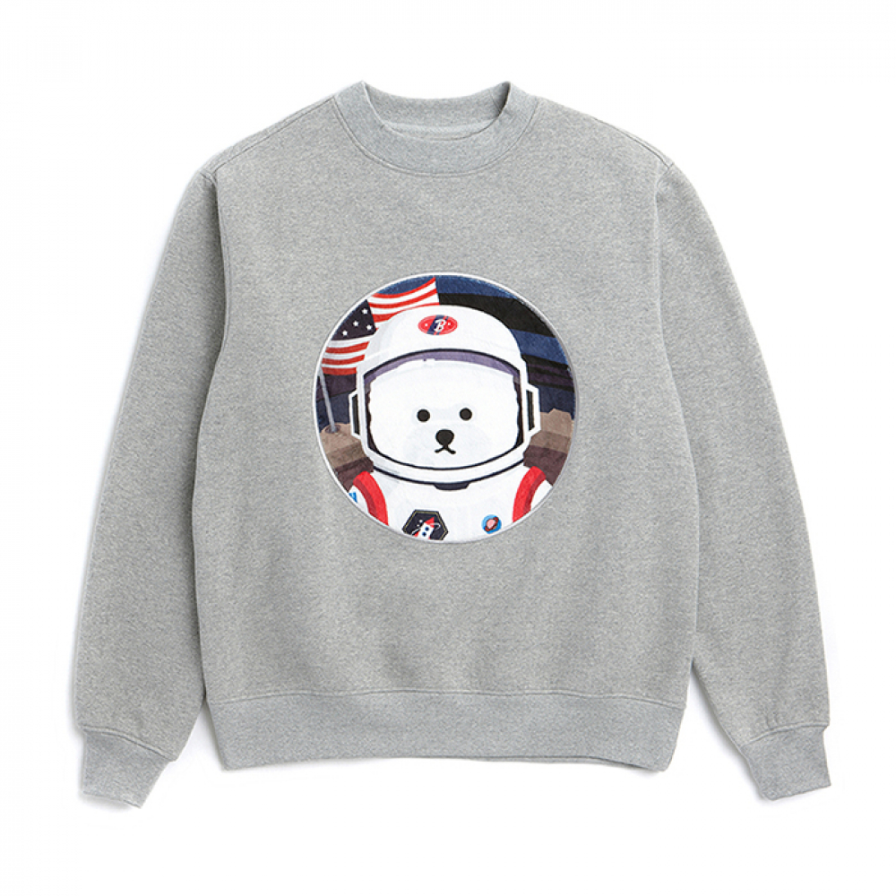 [3/7출고] [RE]APOLLO DOG PATCH S-S 2019VER GRAY