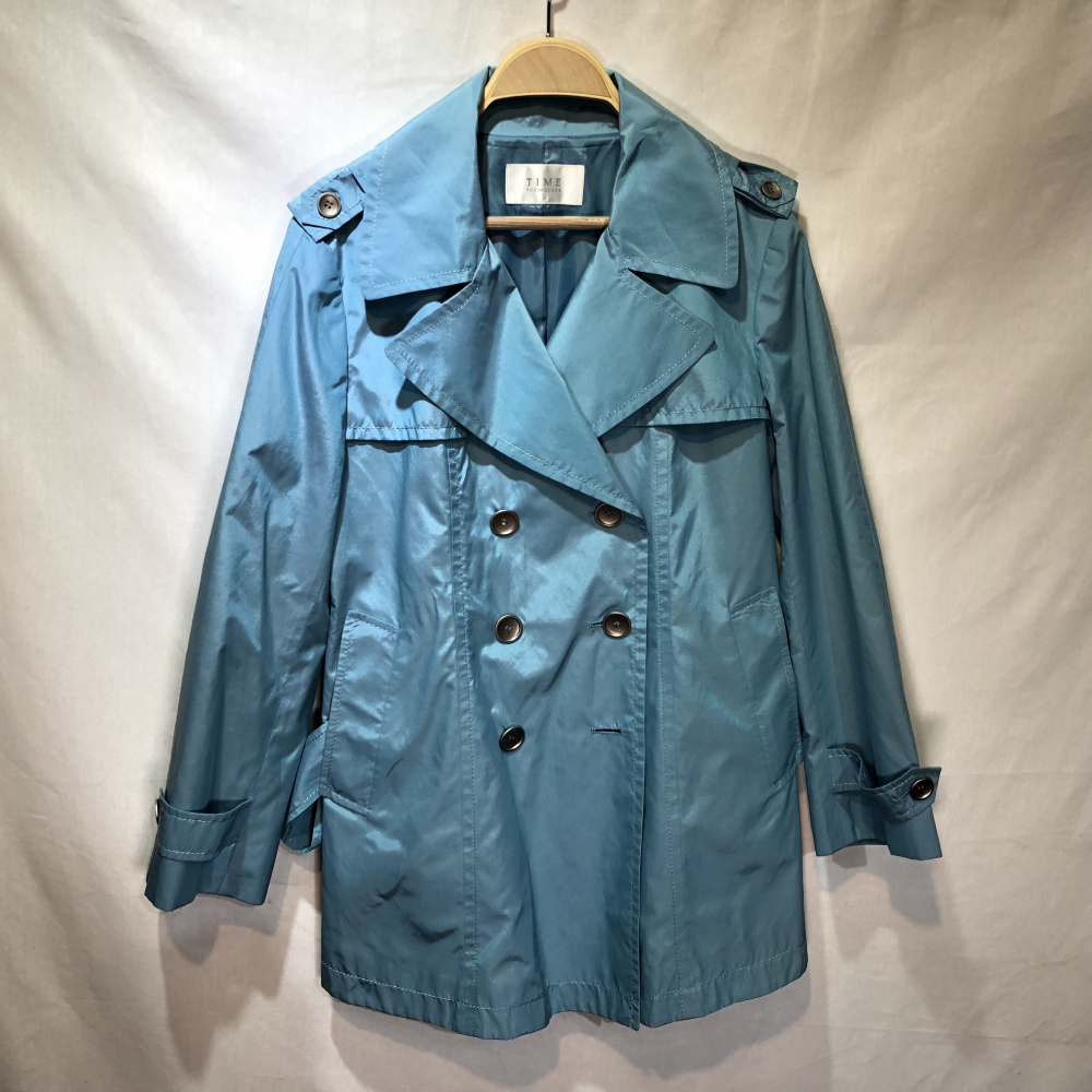 [NNS company] Time Trench Coat
