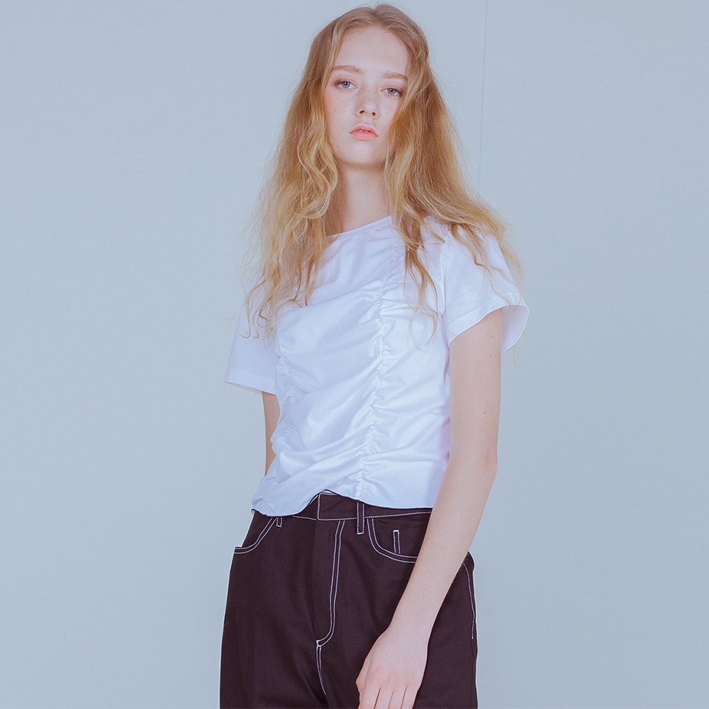 [PHILOCALY] Flow t-shirt_white