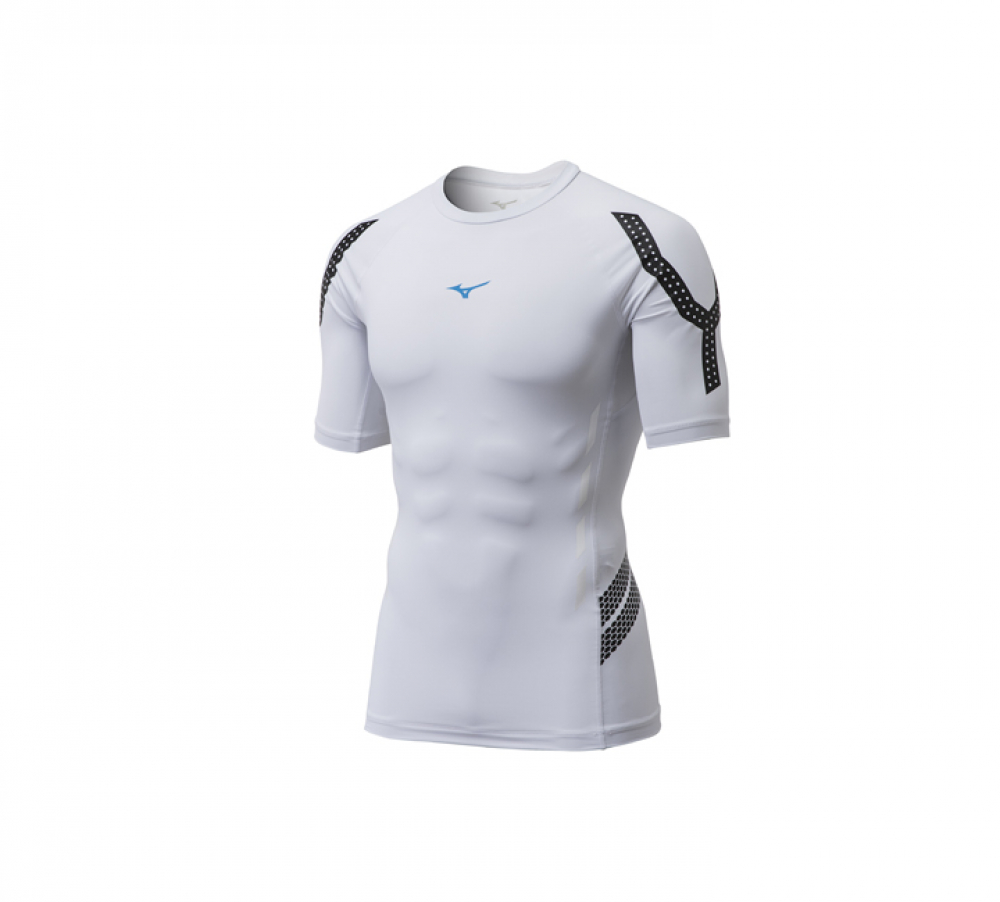 MIZUNO PGD01 COMPRESSION SHORT SLEEVE 32YA810401