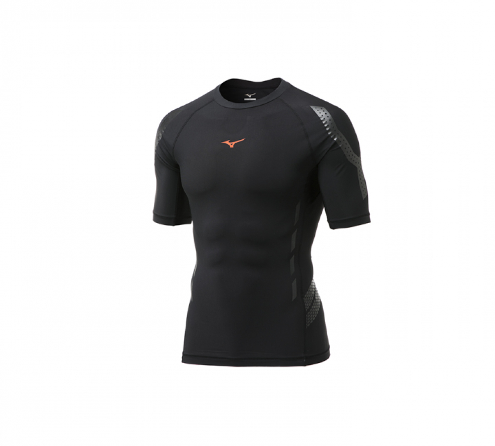 MIZUNO PGD01 COMPRESSION SHORT SLEEVE 32YA810409