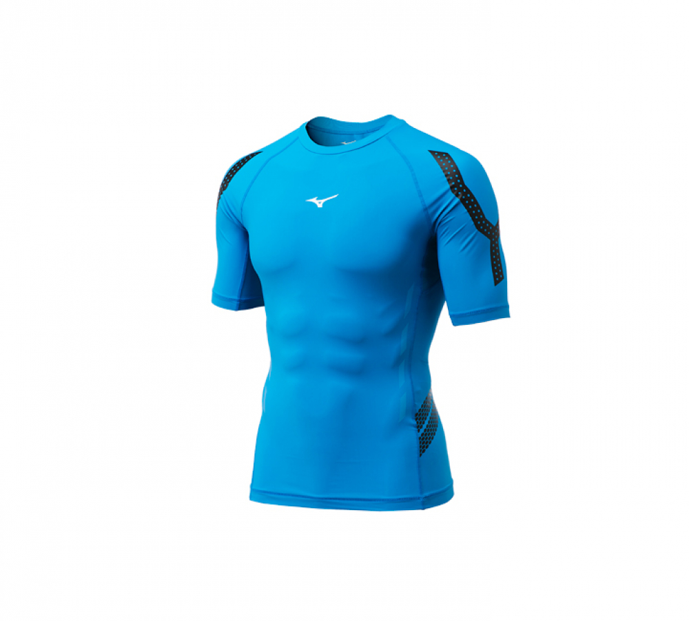 MIZUNO PGD01 COMPRESSION SHORT SLEEVE 32YA810424